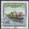Austria SG2349 1993 Folk Customs and Art (3rd series) 5s good/fine used